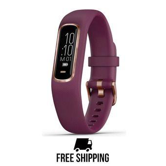 Bracelet d'activité VIVOSMART 4 prune