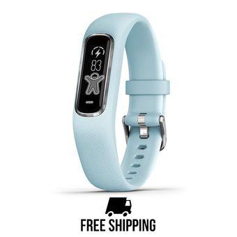 Bracelet d'activité VIVOSMART 4 bleu