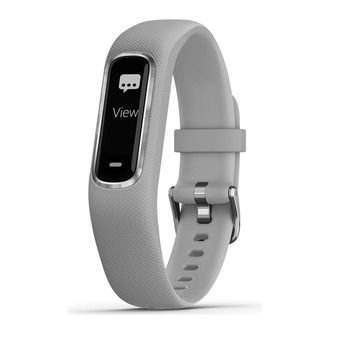 Garmin VIVOSMART 4 - Activity Tracker Bracelet - grey