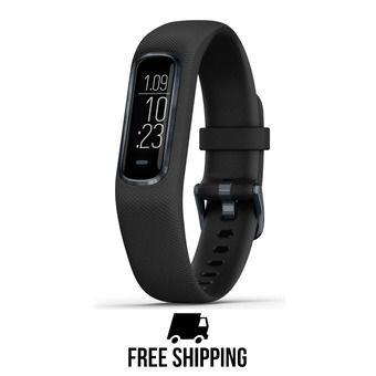 Bracelet d'activité VIVOSMART 4 noir