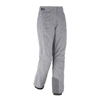 Pantalon femme EDGE HEATHER lunar grey heather