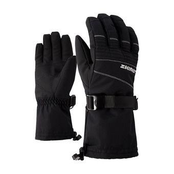 Guantes de esquí hombre GANNIK AS® black