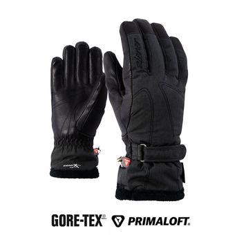 Guantes de esquí mujer KALANA GTX® black melange