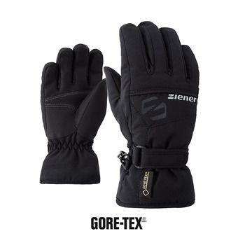 Ziener LABER GTX - Gants Junior black