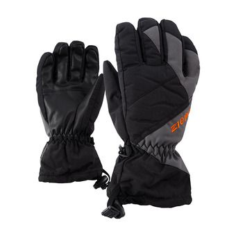 Ziener AGIL AS - Gants Junior black magnet