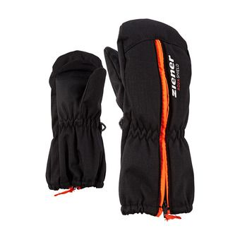 Manoplas de esquí junior LANGELO AS® MINIS black stru