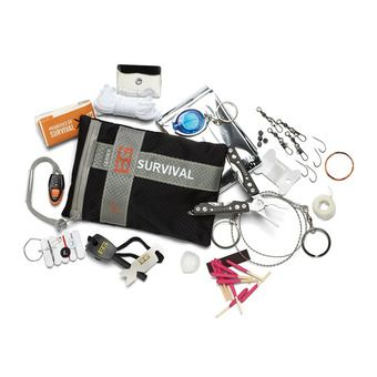 Survival Kit - BEAR GRYLLS ULTIMATE black/orange