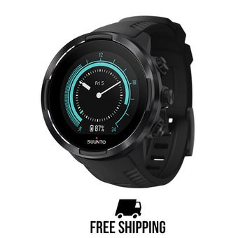 Suunto 9 BARO - Montre connectée black