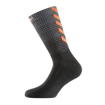 Zapatillas hombre GRADIENT VP28 black/shocking orange