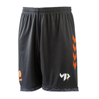 Hummel VP28 - Short Homme black/shocking orange