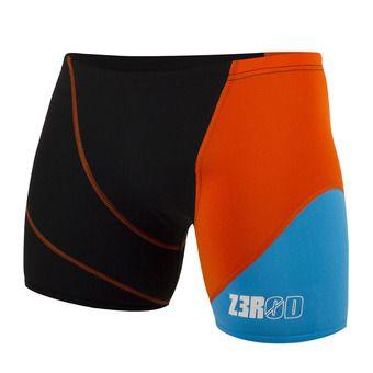 Boxer de bain homme BOXER black/atoll/orange
