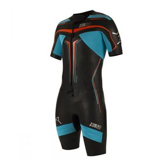 Z3Rod SWR ELITE - Swimrun Wetsuit - 5/3/1.5mm - black/atoll