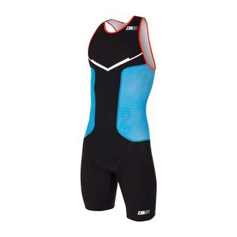 racer TRISUIT MAN Homme BLACK/ATOLL/ORANGE
