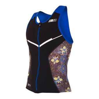 Z3Rod RACER - Triathlon Jersey - Women's - kona