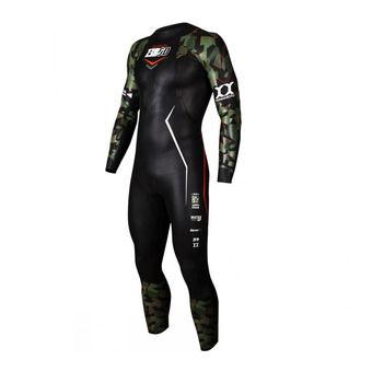 Z3Rod PROFLEX - Combinaison triathlon Homme 5/3/1.5/0.5mm camo