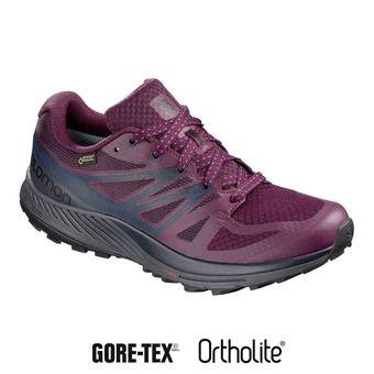 Zapatillas de trail mujer SENSE ESCAPE GTX® potent pur/gy