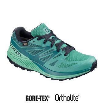 Zapatillas de trail mujer SENSE ESCAPE GTX® tropic gr/atla