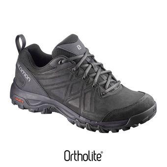 Zapatillas de senderismo hombre EVASION 2 LTR black/bk/quiet shad
