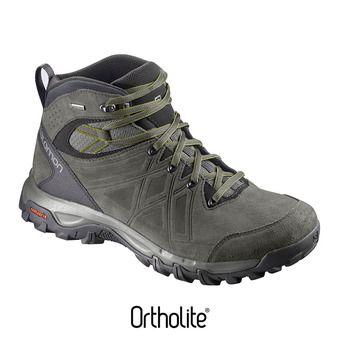Chaussures de randonnée homme EVASION 2 MID LTR GTX® castor gra