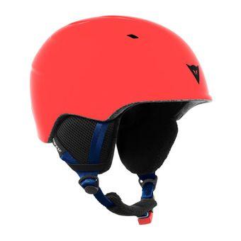 Casque de ski junior D-SLOPE high risk red/black iris