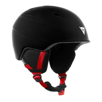 Dainese D-SLOPE - Casque ski Junior stretch limo/high risk red