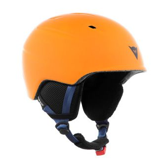 Dainese D-SLOPE - Casco de esquí Junior russet orange/black iris