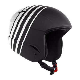 Casco de esquí junior D-RACE stretch limo/white