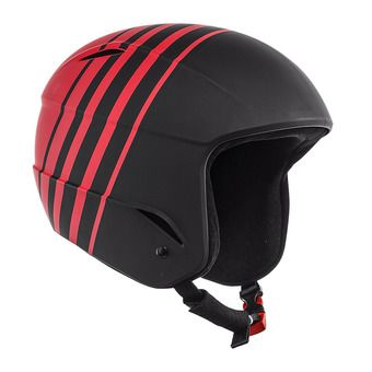 Dainese D-RACE - Casque ski Junior stretch limo/chili pepper