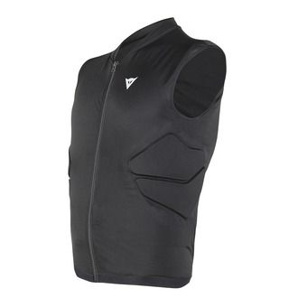 Gilet de protection homme FLEXAGON black/black