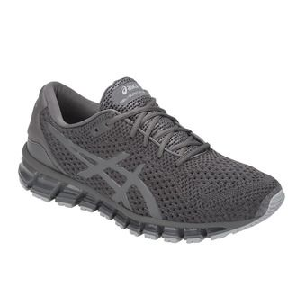 Zapatillas de running hombre GEL-QUANTUM 360 KNIT 2 carbon/dark grey