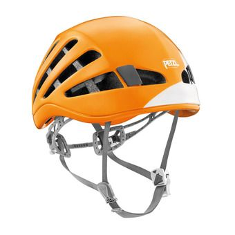 Casque homme METEOR orange