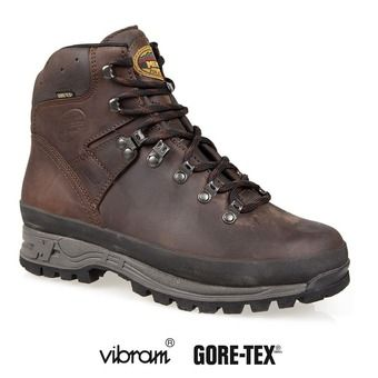Chaussures de randonnée homme BURMA PRO MFS braun