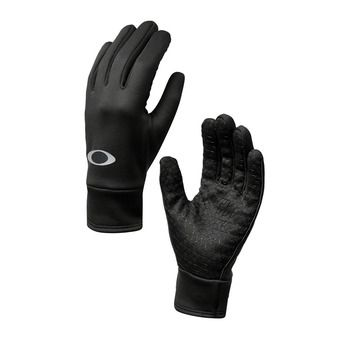 Oakley FLEECE - Gants Homme blackout