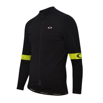 Chaqueta hombre THERMAL blackout/hi-vis yellow