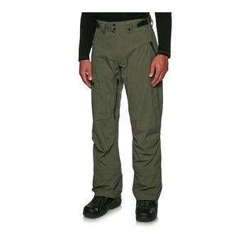 Pantalon de snow homme SHELL 15K 3L dark brush