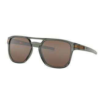 Oakley LATCH BETA - Lunettes de soleil olive ink/prizm tungsten