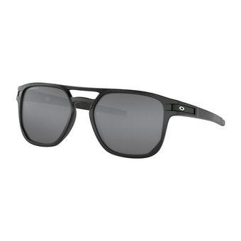 Oakley LATCH BETA - Lunettes de soleil polarisées matte black/prizm black polarized