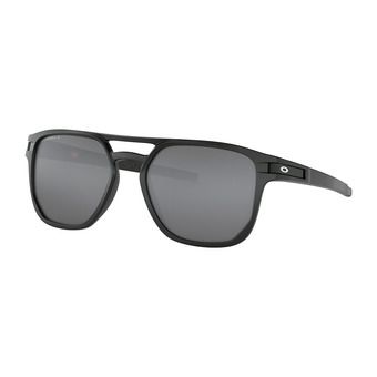 Oakley LATCH BETA - Polarised Sunglasses - matt black/prizm black polarized
