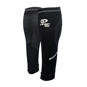 Bv Sport BOOSTER ELITE EVO2 - Calf Sleeves - black