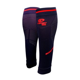 Bv Sport BOOSTER ELITE EVO2 - Calf Sleeves - blue/red
