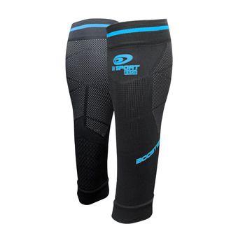 Bv Sport BOOSTER ELITE EVO2 - Manchons noir/bleu