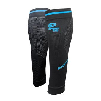 Manchons de compression BOOSTER ELITE EVO2 noir/bleu