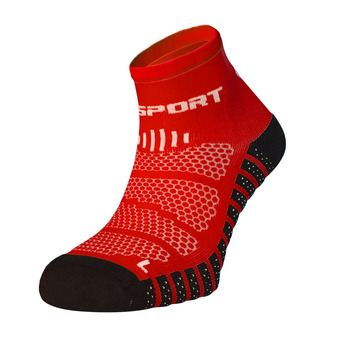 Bv Sport SCR ONE EVO - Chaussettes rouge