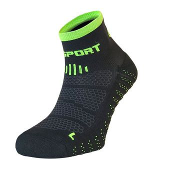 Bv Sport SCR ONE EVO - Calcetines black/green