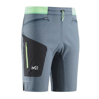 Millet LTK SPEED - Short Homme orion blue/noir