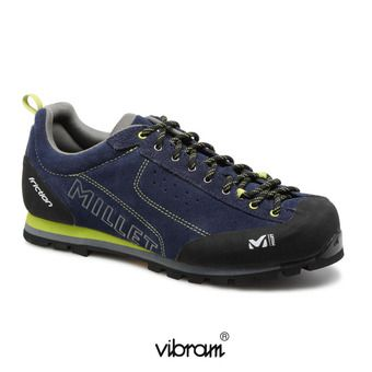 Millet FRICTION - Approach Shoes - Men's - poseidon