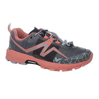 Millet LIGHT RUSH - Chaussures trail Femme pop coral