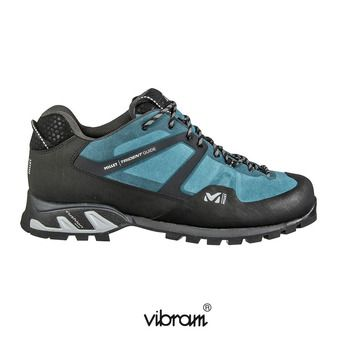 Millet TRIDENT GUIDE - Approach Shoes - Men's - emerald