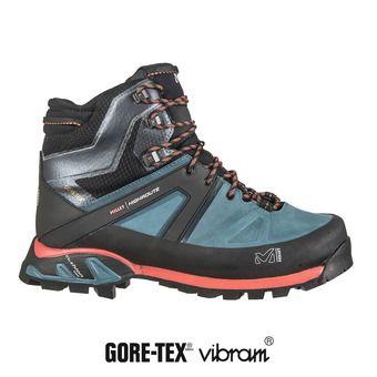 Chaussures trekking femme H ROUTE GTX emerald