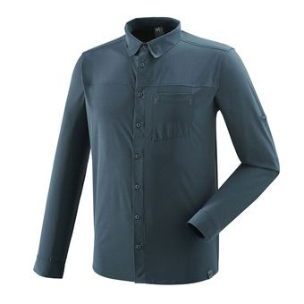 Camisa hombre BIWA S orion blue